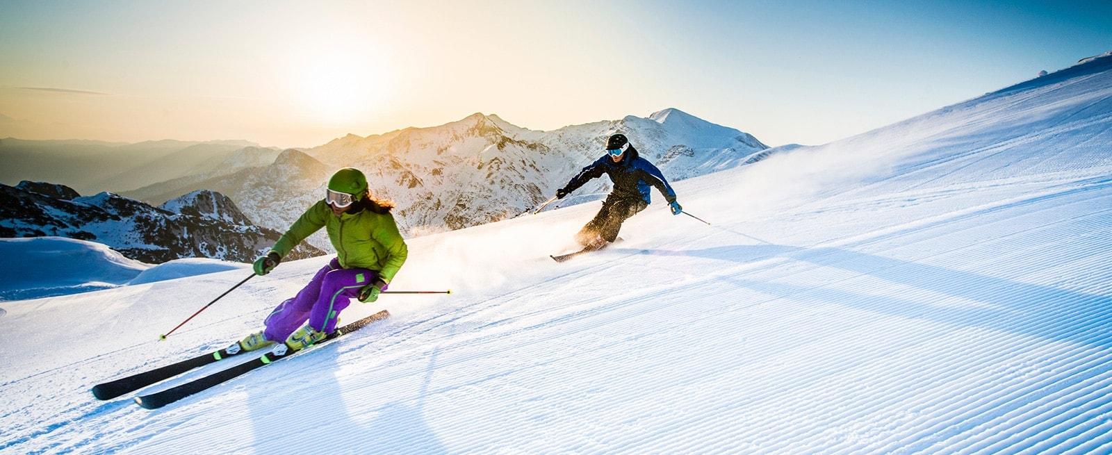 Transfert stations de ski