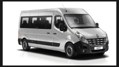 Location de minibus avec chauffeur Genève